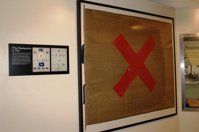 sixth corps flag